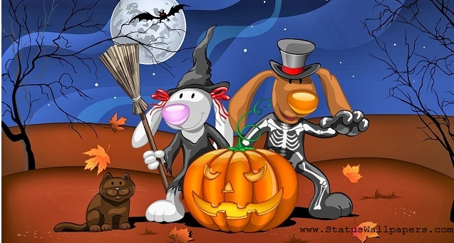 Happy Halloween 2018 Whatsapp Status Messages Sms Quotes
