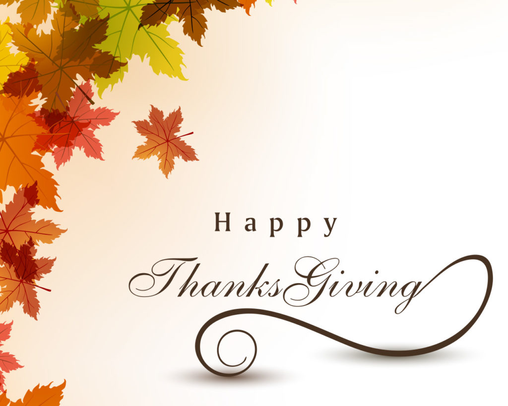 Advance Thanksgiving Day 2018 Hd Wallpapers Images Pictures