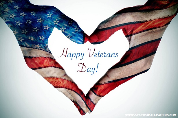 Happy Veterans Day 2019 HD Wallpapers